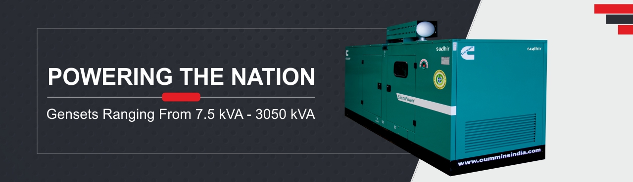 genset manufacturer in new delhi