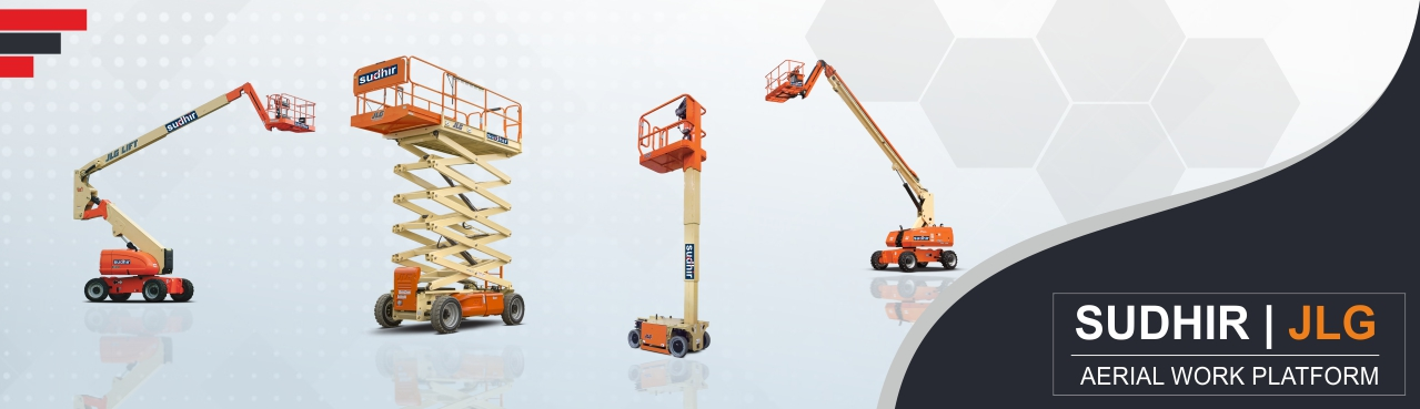 JLG Lift in India