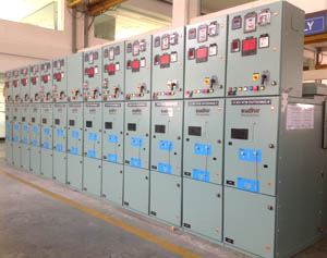 HT Panel/Electrical Control Panel Manufacturer