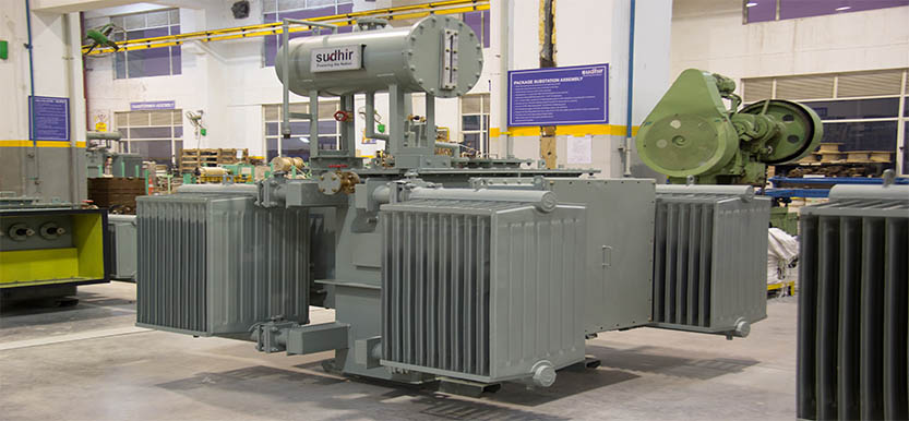 Oil type transformer Manufacturer & Supplier